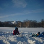 上州・武尊牧場スキー場〜武尊田代〜尾瀬岩鞍スキー場