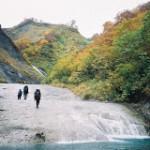 焼石・夏油川枯松沢〜胆沢川尿前沢〜夏油川本流下降
