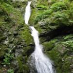 奥多摩・日原川滝谷