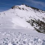 雪上技術訓練:八ヶ岳・赤岳鉱泉~硫黄岳