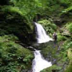 奥多摩・日原川小川谷滝谷