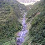 越後・水無川笹花沢~高倉沢下降