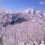 那須・羽鳥湖スキー場~鎌房山~甲子峠(敗退)